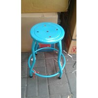 Buy High Chair Iron Round 4