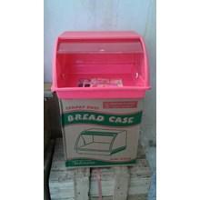 Tempat Roti Tawar Plastik Tutup Roll Bread Case Maspion