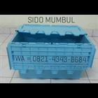 Kotak Box Container Tutup Plastik Nestle Nestable With Attached Lids Alfamart Indomaret 1