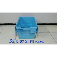 Beli Kotak Box Container Tutup Plastik Nestle Nestable With Attached Lids Alfamart Indomaret 4