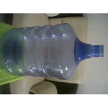 Galon Minum Plastik Transparan