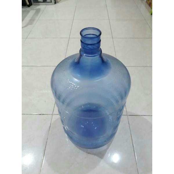 Plastic Refillable Drinking Water Gallon