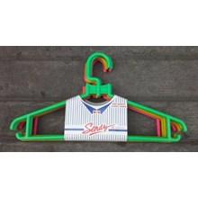 Hanger Gantungan Baju Laundry Plastik Sendy