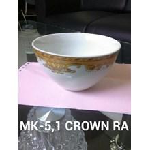 Mangkok Keramik Sup Pasta Hotel Restoran Cafe
