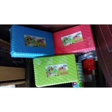 Kotak Peralatan Makan Food Case Plastik