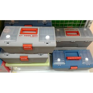 Kotak Perkakas Tool Box Plastik