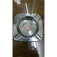 Jual Asbak Ashtray Stainless Steel 2