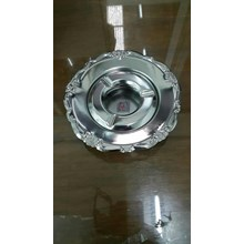 Asbak Ashtray Stainless Steel