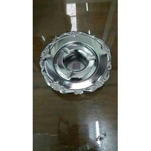 Asbak Ashtray Stainless Steel