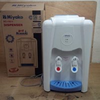 Distributor Dispenser Air Panas Fresh Dingin Normal QQ Miyako Sanex 3