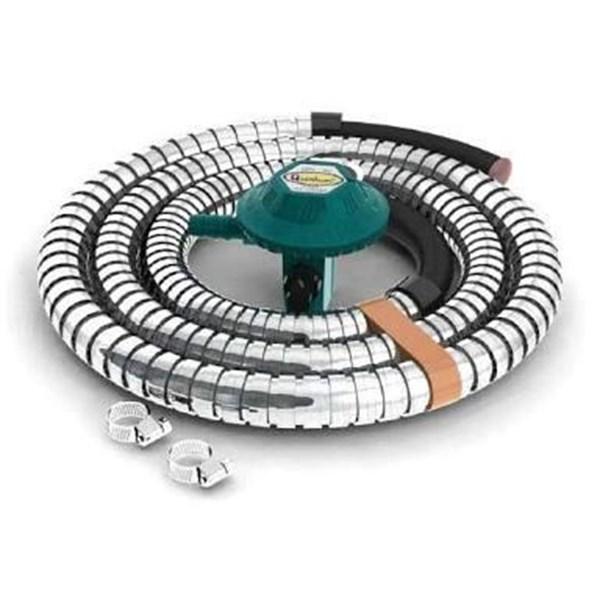 Selang Regulator Gas LPG Set Kompor Gas Quantum