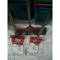 Pel Lantai Sumbu Karet Floor Wiper