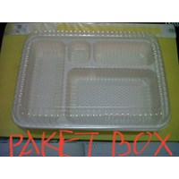 Distributor Disposable Bento Box Kotak Makan Sekat Mika Sekali Pakai 3