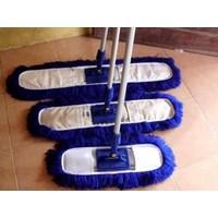 Mop Alat Pel Lobi Sumbu Lobby Duster