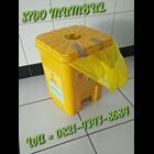 Tong Sampah Injak Pedal Pail Plastik MASPION 4