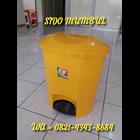 Tong Sampah Injak Pedal Pail Plastik MASPION 3
