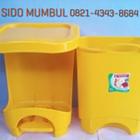Tong Sampah Injak Pedal Pail Plastik MASPION 2