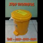 Tong Sampah Injak Pedal Pail Plastik MASPION 5