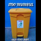 Tong Sampah Injak Pedal Pail Plastik MASPION 1
