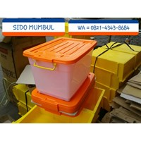 Jual Vigo Wagon Container Box Roda Lion Star