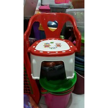 Plastic Kiddy Chair