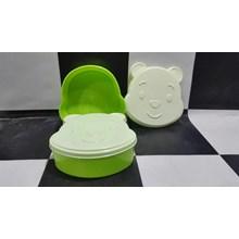 Lunch Box Kotak Makan Anak Sekat Karakter Motif