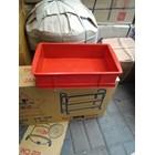 Bak Container Kotak Polos Buntu Plastik Lucky Star 2