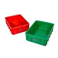 Distributor Bak Container Kotak Polos Buntu Plastik Lucky Star 3