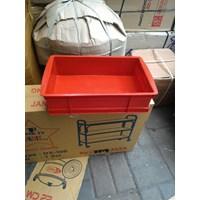 Jual Bak Container Kotak Polos Buntu Plastik Lucky Star 2
