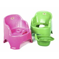 Jual Pispot Tempolong Anak Bayi Balita Plastik Duduk 2