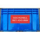Box Kotak Plastik Ikan Segi Panjang Buntu 2