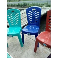 Napolly Plastic Dining Chair 209