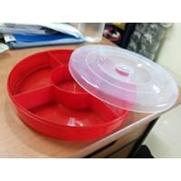 Distributor Candy Tray Toples Mika Kue Kering Manisan Bulat Sekat Lebaran Idul Fitri Nuai Tantos 3