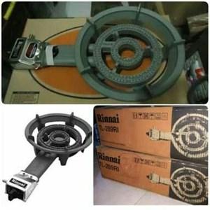 Kompor Gas Low Pressure Rinnai TL-289