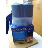 Irisan Perajang Pengupas Pemotong Bawang Onion Slicer