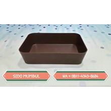 Tempat Peralatan Display Tray Plastik