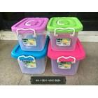 Kotak Box Plastik Transparan Parcel Parsel 2