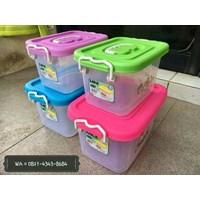 Jual Kotak Box Plastik Transparan Parcel Parsel