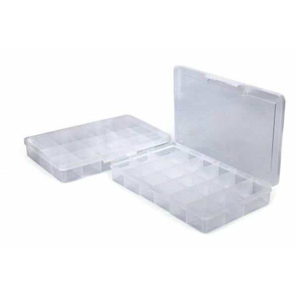 Kotak Obat dan Accessories Aksesoris Sekat Plastik