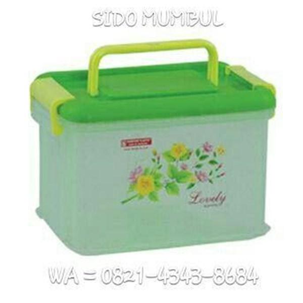 Maspion Plastic Parcel Box