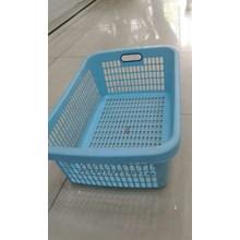 Keranjang Pakaian Laundry Plastik