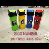 Tong Sampah Plastik Tinggi Basah Kering