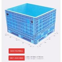 Jual Box Bulk Container Plastik
