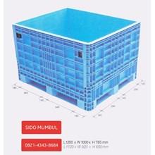 Box Bulk Container Plastik