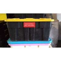 Beli Heavy Duty Container Box Roda Industri Plastik Super Kuat 4
