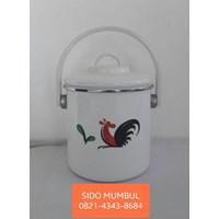 Distributor Rantang Sauce Pot Pan Panci Susu Mixing Bowl Bunny Set Ayam Jago 3