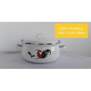 Rantang Sauce Pot Pan Panci Susu Mixing Bowl Bunny Set Ayam Jago