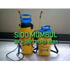 Hand Pressure Sprayer Semprotan Plastik 2