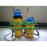 Jual Hand Pressure Sprayer Semprotan Plastik 2