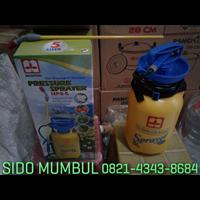 Distributor Hand Pressure Sprayer Semprotan Plastik 3